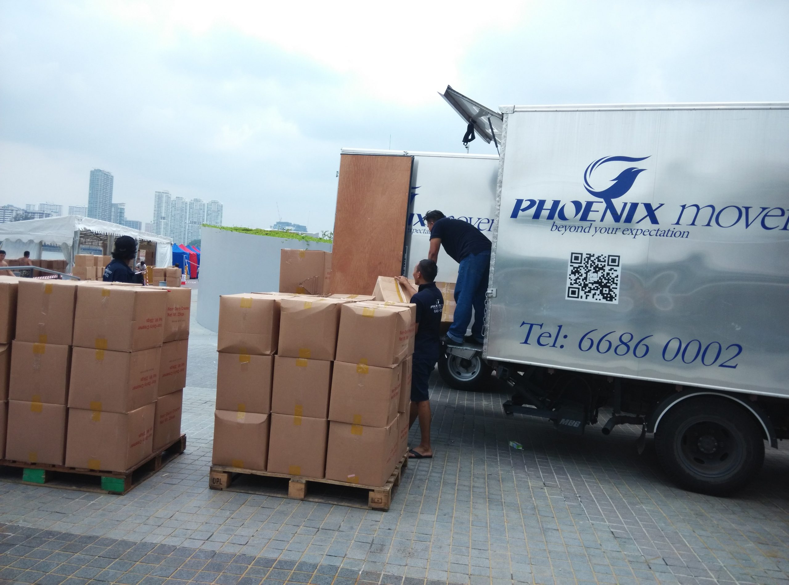 residential moving singapore